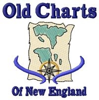 Old Charts of New England